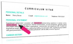 Seven tips for CV confidence even if you have taken a career break