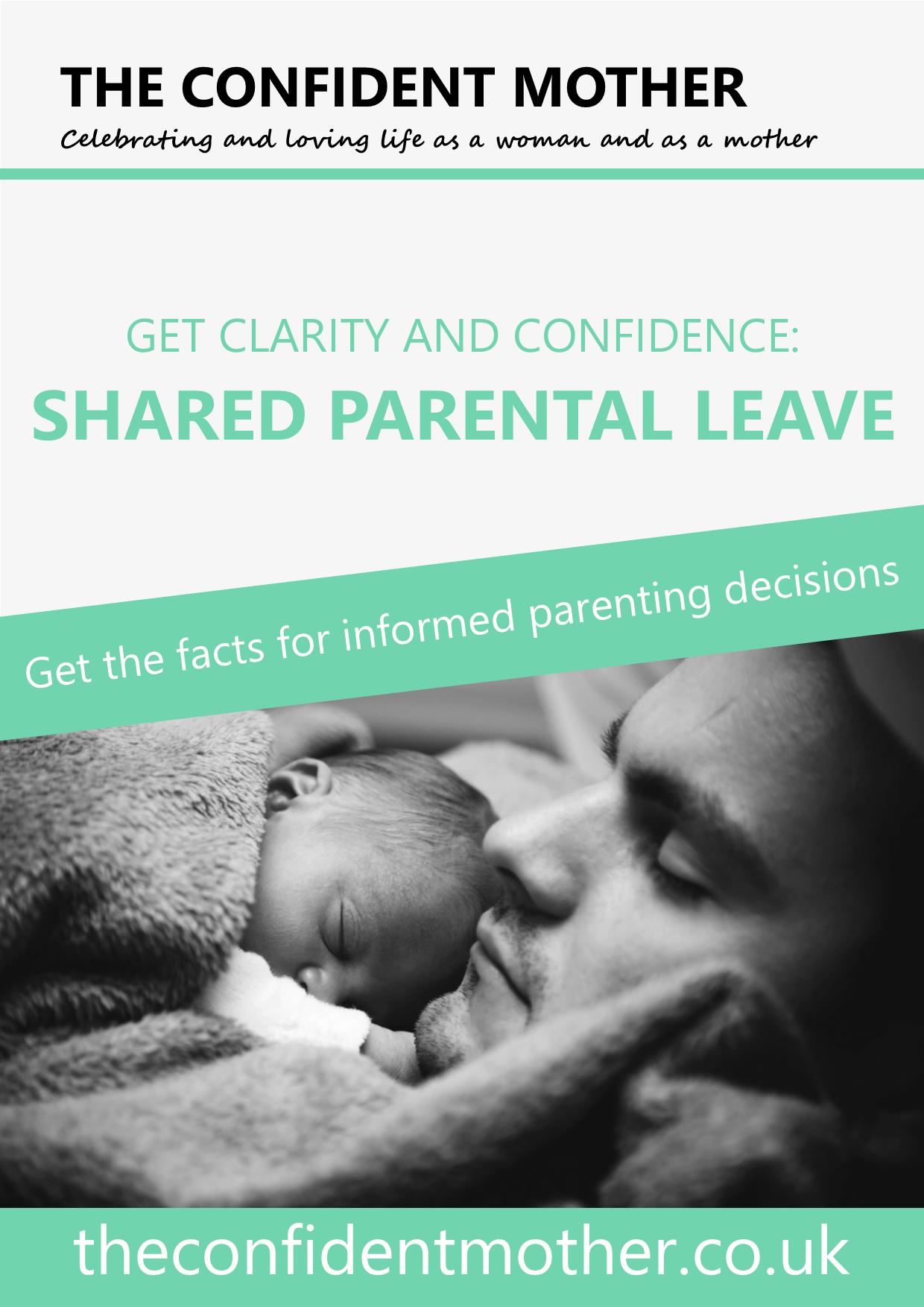 Shared Parental Leave worksheet