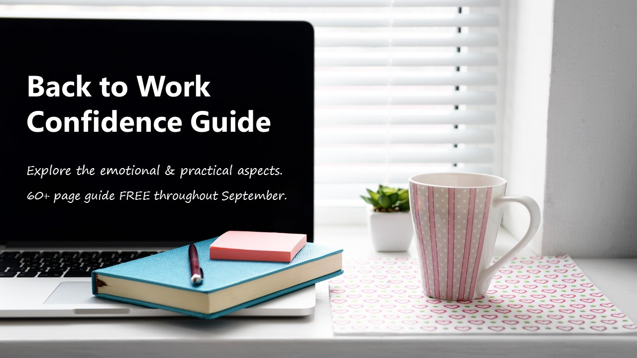 Back to Work Confidence Guide