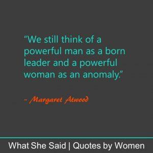 WSS 61 Margaret Atwood