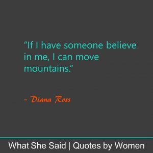 #WhatSheSaid #quotes by women powerful