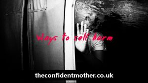 The other ways to self harm
