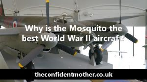 Why is the Mosquito the best British World War II aircraft?