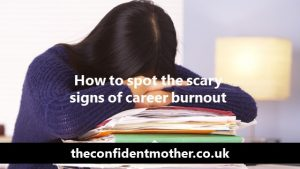 How to spot the scary signs of career burnout