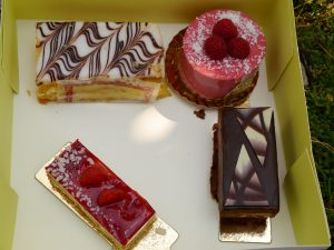 Silent Sunday: French patisserie
