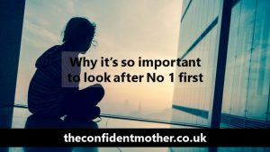 Why it's so important to look after No 1 first