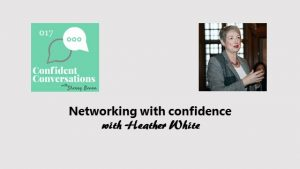 Networking with confidence for career or business