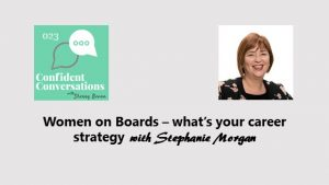 Women on boards – your best career strategy