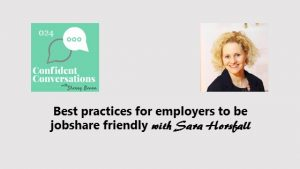 The best practices for employers who want to be jobshare friendly