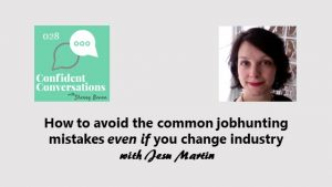 How to avoid the common jobhunting mistakes