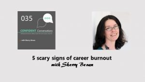 How to spot the signs of career burnout CC035