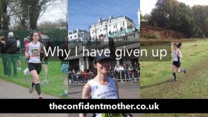 Why I have given up …