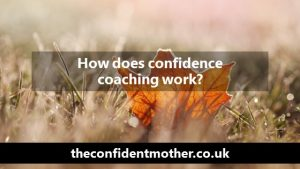 How does confidence coaching work?