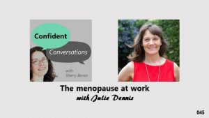 How to cope with the menopause at work