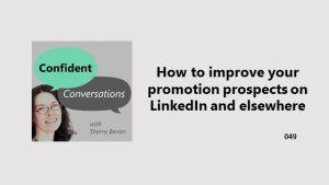 How to improve your promotion prospects on LinkedIn