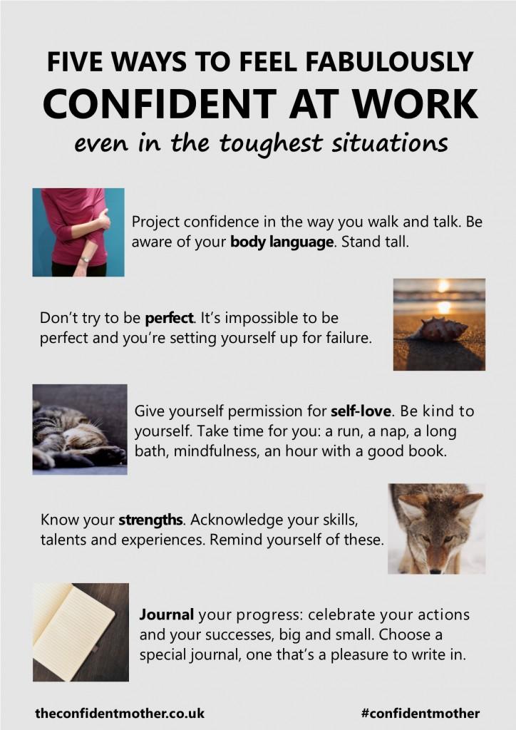 Five ways infographic