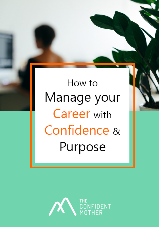 Manage Your Career with Confidence & Purpose